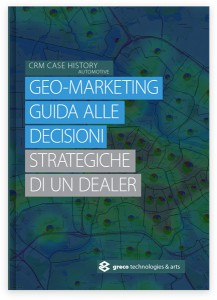 Geomarketing guida alle decisioni strategiche di un dealer