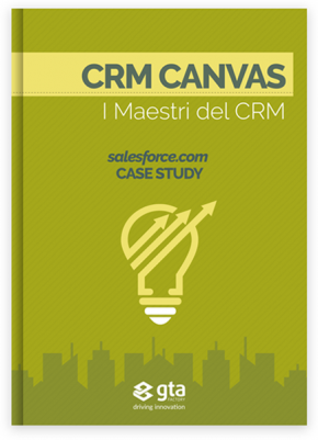 CRM CANVAS – I maestri del CRM: Salesforce.com Case Study